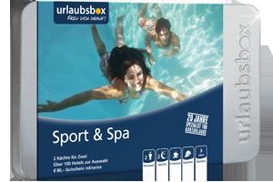Sport und Spa Reisegutschein